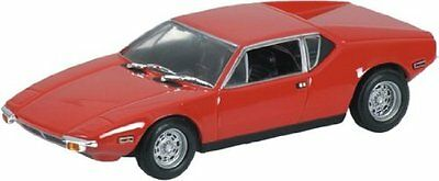 Minichamps 1/43 De Tomaso Pantera 1972 (Red) (japan import)