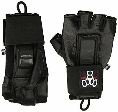 Triple 8 Hired Hands (Black, X-Large)