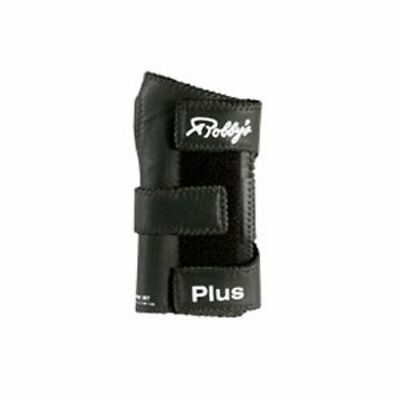 Robby's Leather Plus Right Wrist Support, Medium