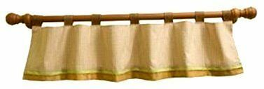 Lambs and Ivy Enchanted Forest Window Valance