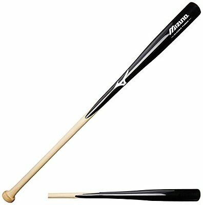 Mizuno Classic Fungo Bat (36.5-Inch, Black/Natural)
