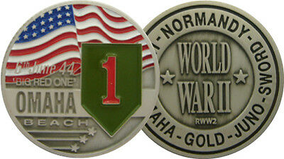 OMAHA BEACH (Monnaie Commemorative)