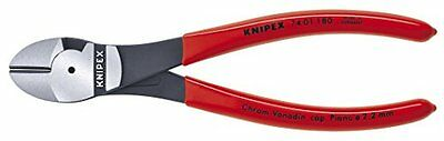 Knipex 7401180 7-1/4-Inch High Leverage Diagonal Cutters