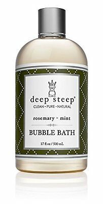 Rosemary Mint Bubble Bath - 17.5oz/517 ml - Liquid
