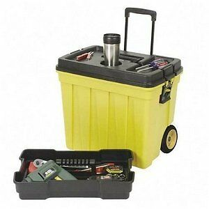Continental Manufacturing Mobile Work Box, 23-1/2 by 15-1/2