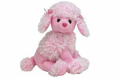 Ty Beanie Babies 2.0  Duchess  Poodle