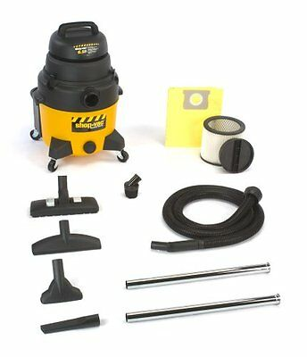 Shop-Vac 9252810 8-Gallon 6.5-Peak HP Industrial  Wet/Dry Va