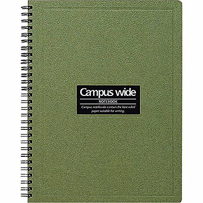 Campus wide notebook - Green cover