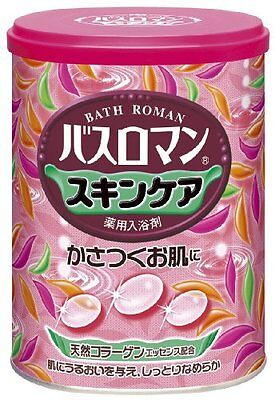 Bath Roman Natural SkinCare Collagen Japanese Bath Salts - 680g