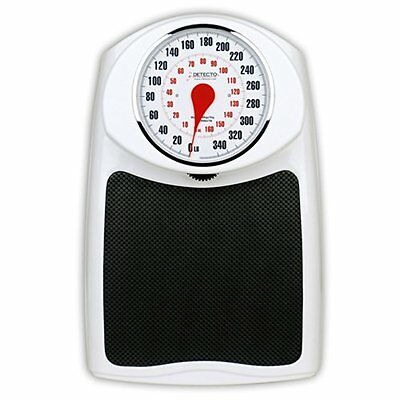 Detecto D350 ProHealth Personal Scale, 350 lbs Capacity