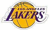 NBA Los Angeles Lakers Premium Acrylic Carded Magnet