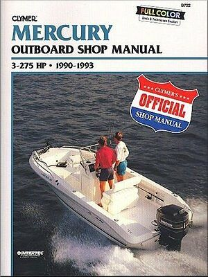 Clymer Mercury Outboards Manual