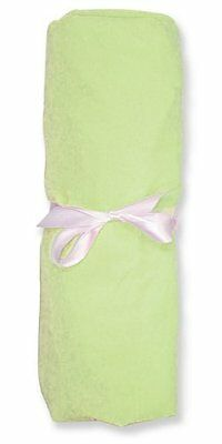 Trend Lab 100% Cotton Solid Jersey Sheet in Sage
