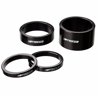 FSA Headset Spacer Alloy 5 Piece