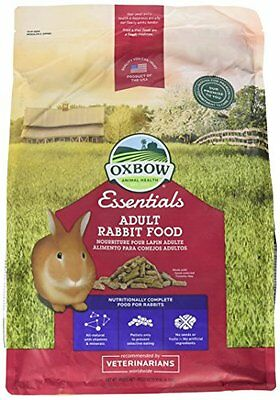 Oxbow Animal Health Bunny Basics Adult Rabbit Fortified Small Animal Feeds