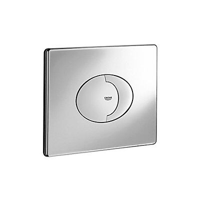 Grohe 38506000 Skate Air Actuation Plate , Chrome