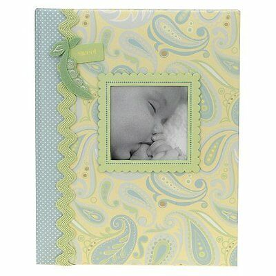 C.R. Gibson Bound Keepsake Memory Book of Baby's First 5 Years  Jack