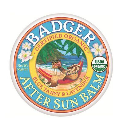 Badger After Sun Balm - 2oz