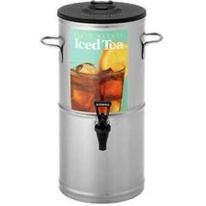 Bloomfield 8799-3G Iced Tea Dispenser with Handles, 3-Gallon