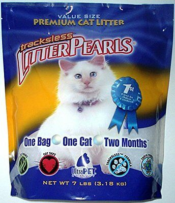 Trackless Litter Pearls Size: 7 lbs