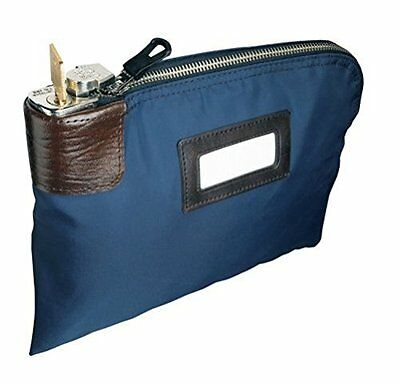 MMF Industries Seven-Pin Security/Night Deposit Bag with 2 K
