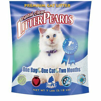 Litter Pearls for Cat, Size: 7 POUND