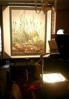 OVERHEAD PROJECTOR GILKON GLP5  Bright & Sharp great for Art, Airbrushing, Mural