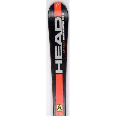 Head i-SUPERSHAPE RALLY - Skis d'occasion