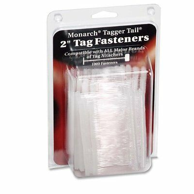 "Monarch 925045 Tagger Tail 2"" Tag Fasteners for SG Tag Attac"