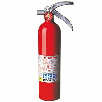 Pro Plus 2.5 MP 2.5 lb. vehicle bracket extinguisher