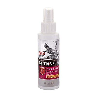 061745 Antimicrobial Wound Spray , 4 oz