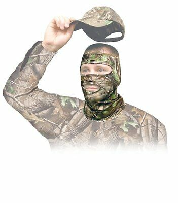Primos Stretch-Fit 3/4 Mask Face Mask - Realtree APG HD