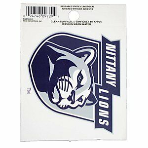 NCAA Penn State Nittany Lions Small Static Decal
