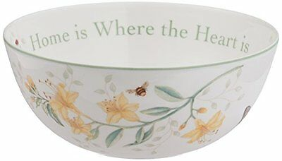"""Lenox Butterfly Meadow """"Home Is Where The Heart Is"""" Serving"""