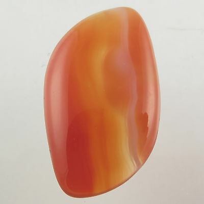 Amazing Fancy Cabochon 12.50 Cts Natural CARNELIAN Gemstone 25x14 mm For Jewelry