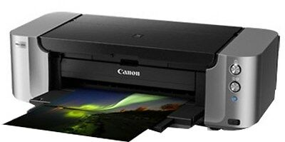 Canon PIXMA PRO-100S (A3) Colour Inkjet Professional Photo Printer (Black)