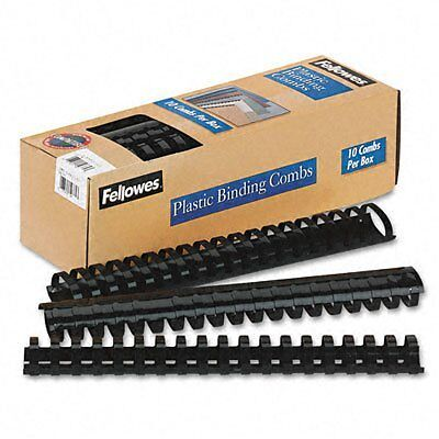Fellowes 52066: Plastic Comb Bindings