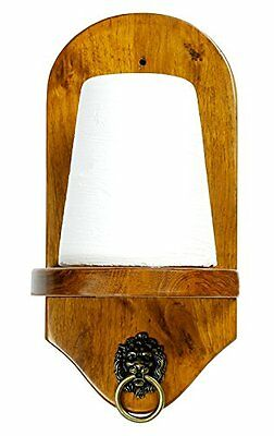 Wall Mount Pool Table Cone Chalk Holder Oak With Chalk