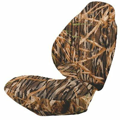 Attwood Centric Contour Seat, Mossy Oak