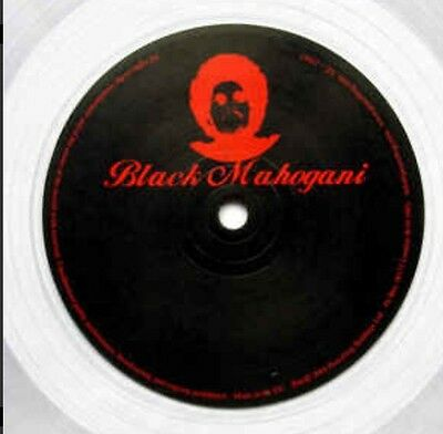 "MINT! Ltd Edition Clear Vinyl Press Moodymann - Black Mahogani-3x12"" LP Detroit!"
