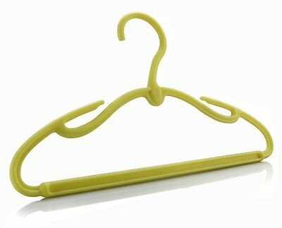 Nuby 10 Pack Hangers  Colors May Vary
