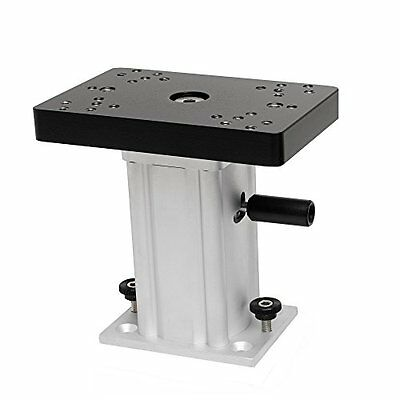 Cannon Cannon Aluminum Swivel Base Pedestal Mount, 6-Inch