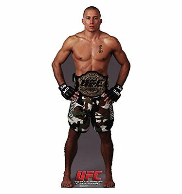 Georges St-Pierre - UFC - Advanced Graphics Life Size Cardbo