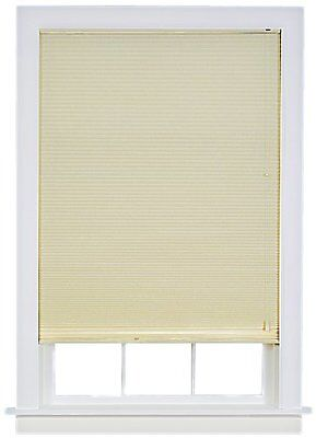 Achim Home Furnishings Honeycomb Cellular Shade, 27-Inch by