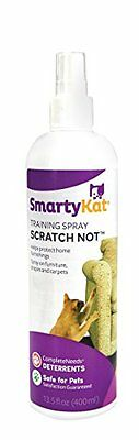 SmartyKat ScratchNot Deterrent Training Spray