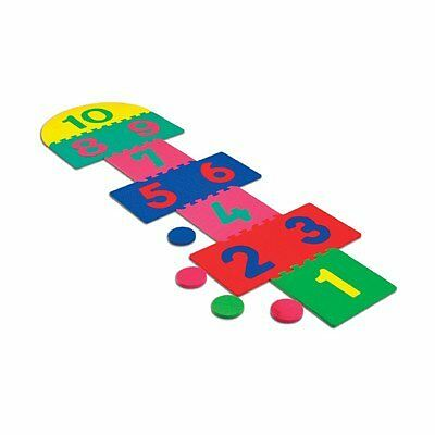 WonderFoam Hopscotch Mat; 25 Piece Set