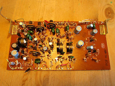 Yamaha YC-45D rare spare part LC1158-3 board full working condition worldw. ship