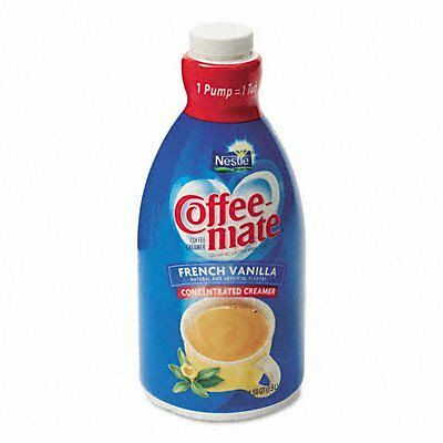 Coffee-Mate - Nestle Coffee Non-Dairy Coffee Creamer  1.5liter French Vanil