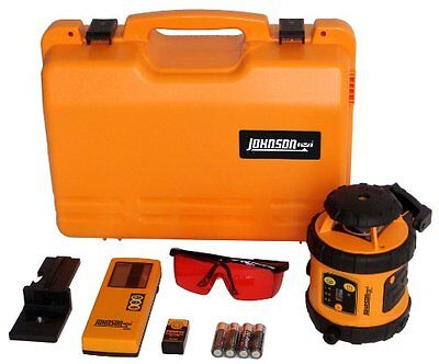 Johnson Level and Tool 40-6516 Self-Leveling Rotary Laser Le