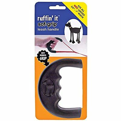 Ruffin It Comfort Grip Leash Handle Wide